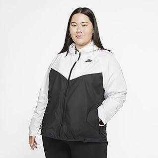 Jaqueta Nike Windrunner Rosa Feminina