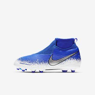 Blu Calcio Scarpe. Nike CH