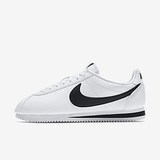 wien Herren Nike Classic Cortez Leather Schuhe schwarz Lo