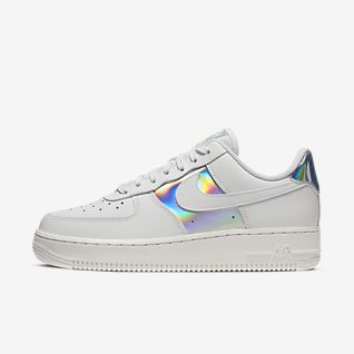 Nike Air Force 1 SE Femme BlancheNoir Rose | AA0287 107