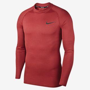 Mænd Nike Pro Netball Toppe og T shirts. Nike DK