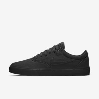 Kjøpe Nike Skatesko Nike SB Stefan Janoski VF Gutt Svart