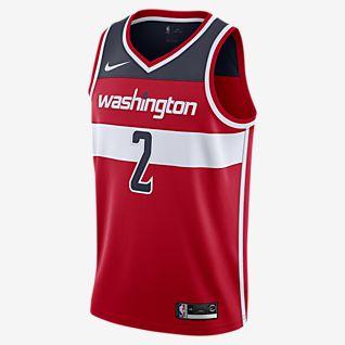 Vintage Nike Washington Wizards Jacket XL Jordan | #1911486880