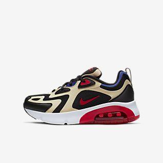Details zu Nike Air Max 90 Premium Mesh (GS) Sneakers Kinder Schuhe NEU