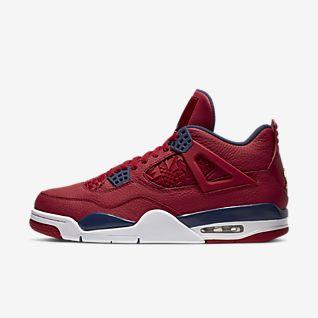 Herren Jordan Rot Schuhe. Nike DE