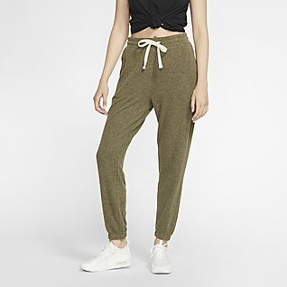 venta caliente online a8aea c174b Comprar en línea pants deportivos para mujer. Nike ES