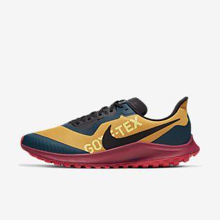 Estilo de moda Zapatos Hombre Deportivo Nike Pegasus Negro y