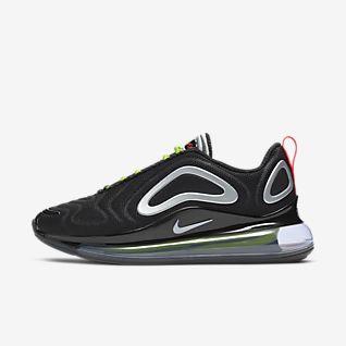 Tenis Zapatillas Nike Roshe Negras Para Hombre Y Mujer en