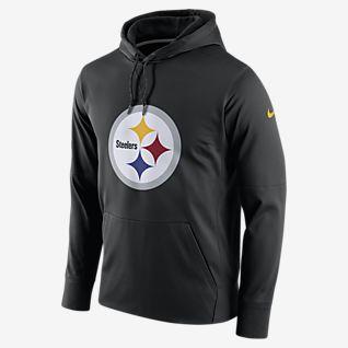 Nike NFL Football Youth Philadelphia Eagles Circuit Logo Pullover Hoodie