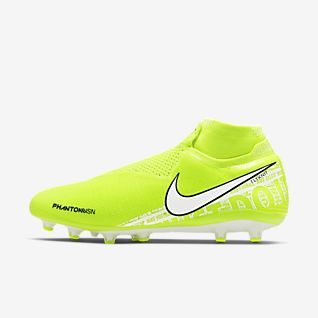 chaussures de foot or nike montantes