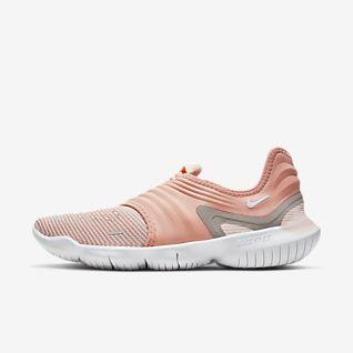 Women's Nike Free RN Running Shoes.