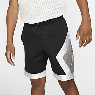 Jordan Black Shorts.
