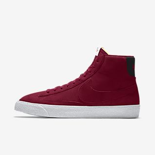 Nike Blazer Mid By You personalisierbarer Damenschuh