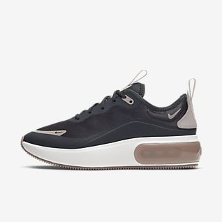 2zapatos nike mujer 2019 negros