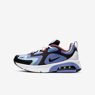 Nike Air Max 200 Schuhe blau
