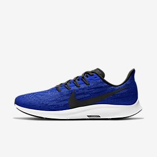 Factory Direct Nike Air Zoom Spirimic Männer Schuhe für Blau