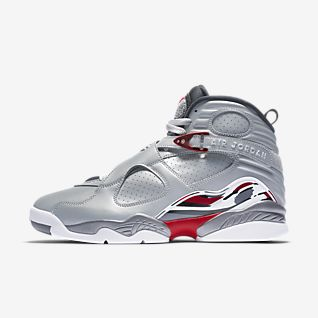nike free 7.0, Nike Air Jordan 8 Black White Retro Shoes