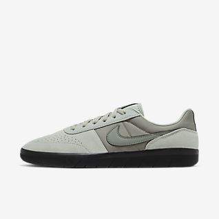 Buy Authentic Nike SB Zoom Bruin Supreme Skate Shoes Beige
