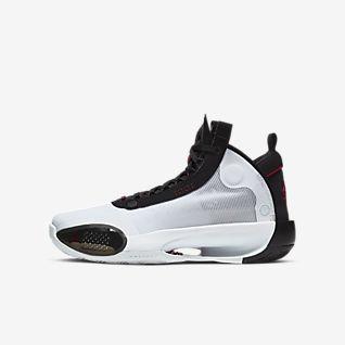 Air Jordan XXXIV Big Kids' Basketball Shoe