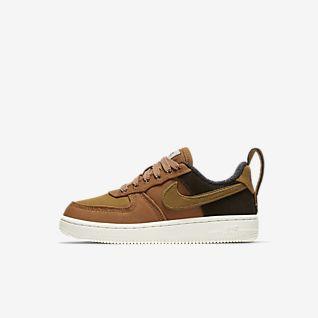 meilleur service 50981 dda71 Brown Air Force 1 Shoes. Nike.com HU