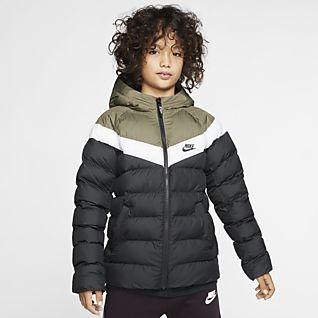 Enfant Vestes et vestes sans manches. Nike BE