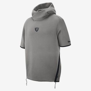 Men's Oakland Raiders Nike AnthraciteGray Air Zoom Pegasus