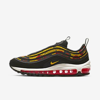 Buy Australia Men's Nike Air Max 97 Plus BlueWhiteOrange