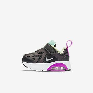 grande variété de modèles prix abordable sur les images de pieds de Bébé et Petit enfant Filles Chaussures. Nike FR