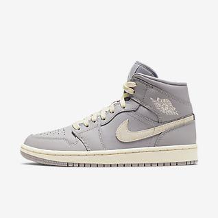 Damen Jordan Mid Top Schuhe. CH
