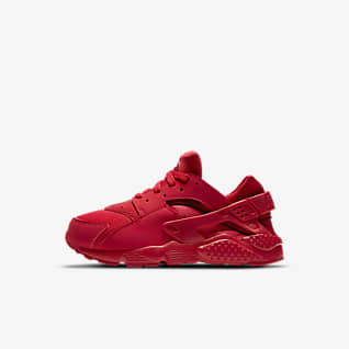 red huaraches for women