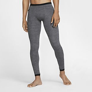 Uomo Allenamento & palestra Nike Pro & Compression Bottom