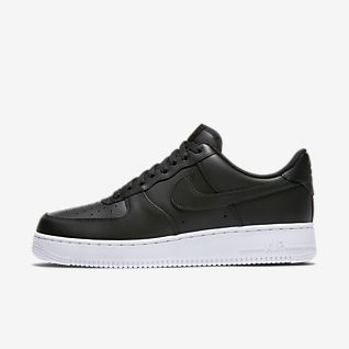 zapatos nike air force negras