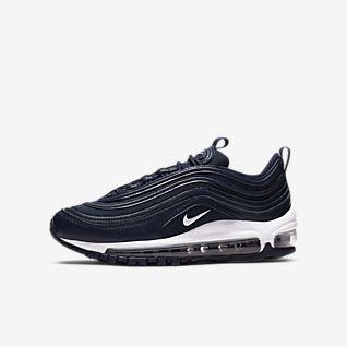 scarpe nike bambina air max 97 blu