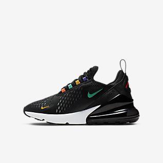 Nike Air Max 270 Schwarz Weiß 39 Sneaker Turnschuhe