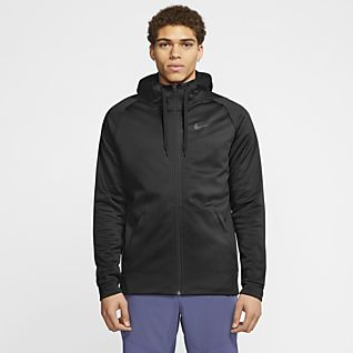 Nike Dri-FIT Therma Men's Full-Zip Training Hoodie
