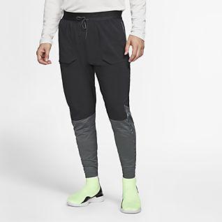 Nike M Nk SB Pant Icon FLC Essntl Sport Trousers, Hombre, Black(Black)