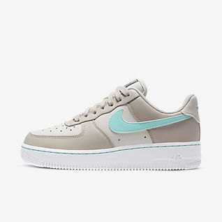 Nike Air Force 1 Bleu Turquoise