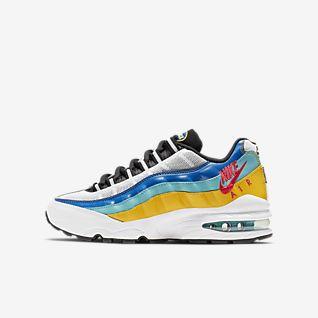 brand new 497a9 003d9 Girls' Air Max 95 Shoes. Nike.com