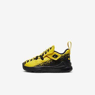 Baby Nike lebron soft Bottom shoes