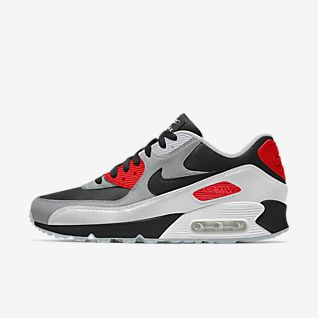 Nike Air Max 90 Premium Snake Team Orange