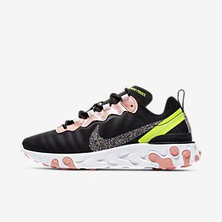 Femmes Nike React Danse Chaussures. Nike BE