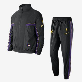 Nike NBA Courtside Icon Jacket Golden State Warriors