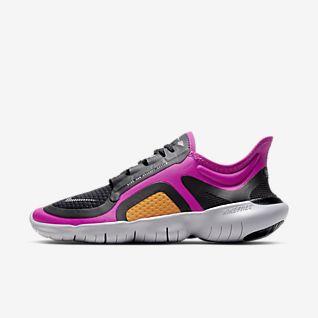 Kvinnor Au Nike Air Max 90 Mörkgrå Rosa löparskor