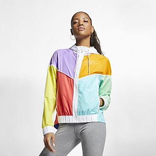 Nike Heritage Mesh Windbreaker