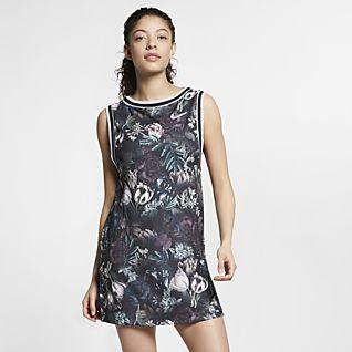 Comprar Faldas Y Vestidos Para Jugar Tenis Nike Mx
