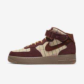 Details zu Nike Air Force 1 Mid 07 High LV8 Basketballschuhe Sneaker Schuhe Herren