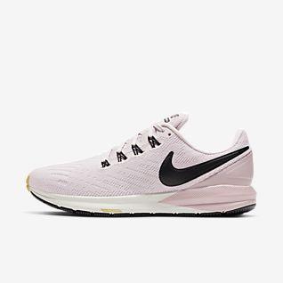 zapatillas nike running mujer moradas