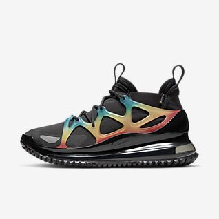 Nike – Air Max 720 – Grå träningsskor