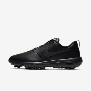 Scarpa da golf nike roshe g uomo nero nike grigio scarpe de golf
