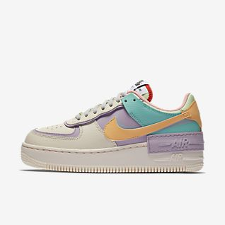 FrühjahrSommer 2018 Mädchen Grade School Nike Air Force 1